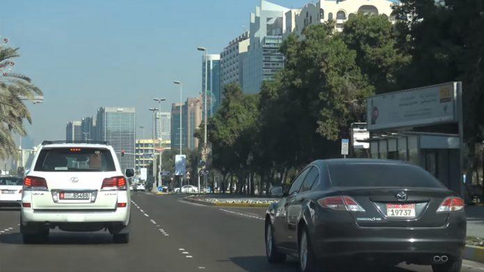 Traffic Fine In Abu Dhabi