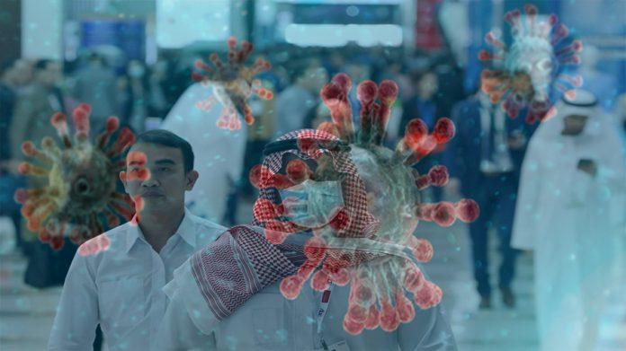 Corona Epidemic United Arab Emirates
