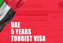 How to Get 5 Year Tourist Visa in UAE 2020 Dubai Visa