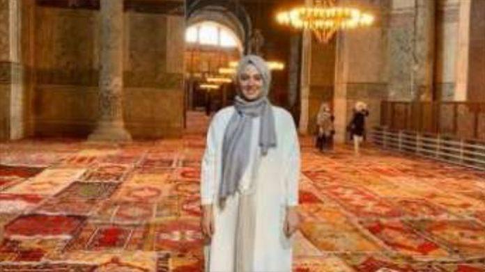 Nalhan Usman Hagia Sophia
