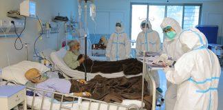 Pakistan Corona Patients