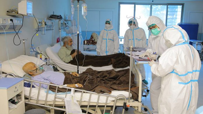 Pakistan Corona Patients