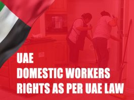 Rights of Domestic workers in UAE as per law 1
