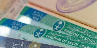 Saudi Arabia Visa Fine