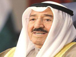 Emir Of Kuwait Sheikh Sabah Al-Ahmad Al-Sabah