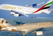 UAE Based Airlines Emirates Etihad Fly Dubai