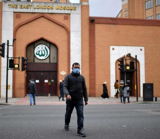 Mosques In UK