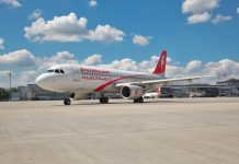 Air Arabia Airbus A320