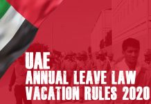 UAE Annual Leave Law