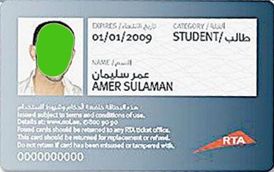 personalised Nol Card
