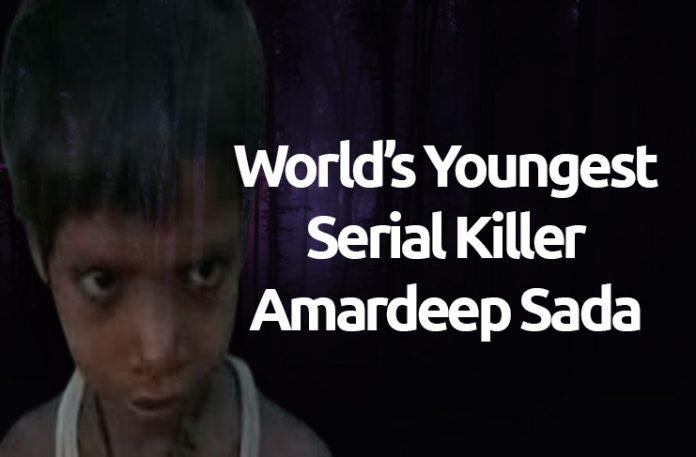 Amardeep Sada World's Youngest Serial Killer After Freedom