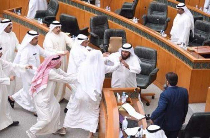 Kuwait Parliament Riots