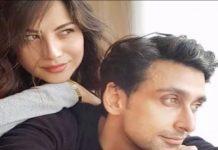 Neelam Munir With Sami Khan