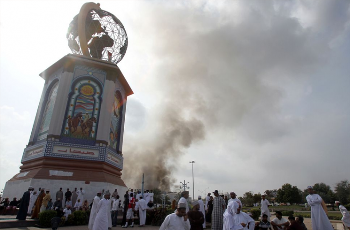 Oman Protests Against Government