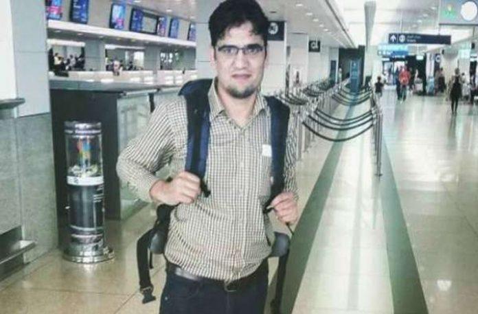 Pakistani Young Man Reach Dubai Despite Travel Ban
