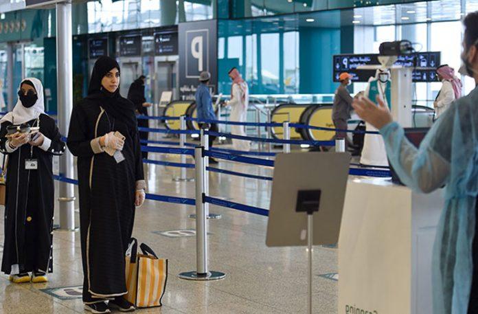 Saudi Arabia Non Vaccinators