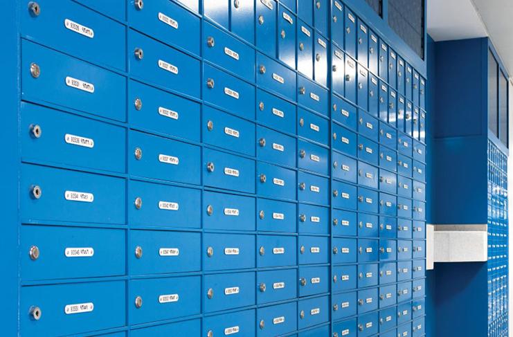 Dubai Postal Code PO Box