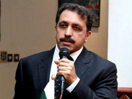 Pakistani Ambassador In UAE